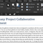 Office 2016 Accessibility Strengthens