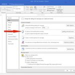 Automatically spellcheck emails in Outlook