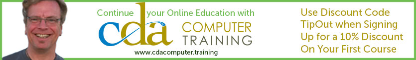 Continue your online education with CDA Computer Training